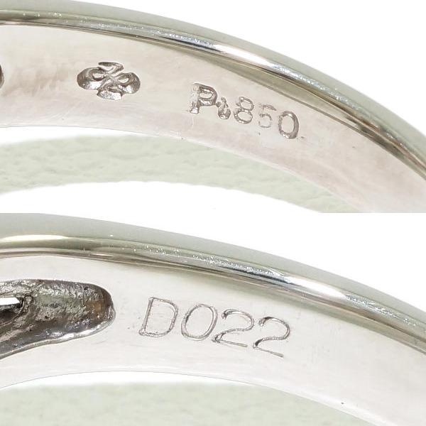 PT850白金環7號珍珠列車時間表0.22中古珠寶 ★★