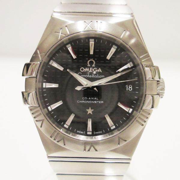 時計 オメガ コンステレーションブラッシュ 123 10 メンズ ★送料無料★【中古】【あす楽】
