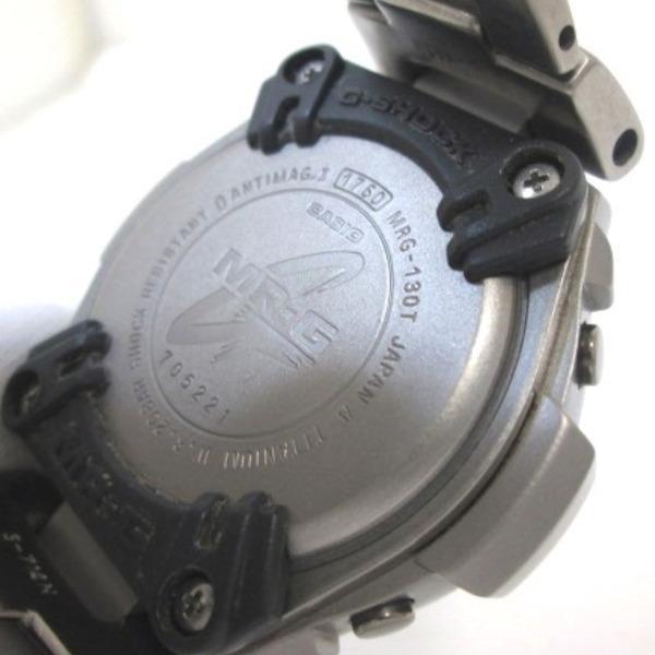 鐘表CASIO G-SHOCK MRG-130T手錶 ★★