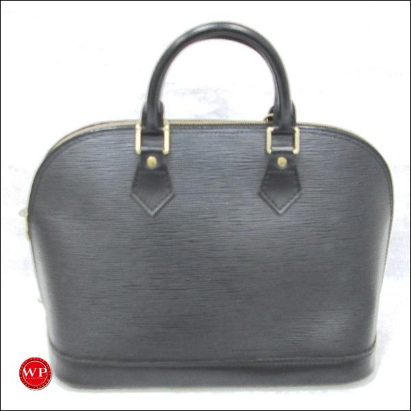 ルイヴィトン Louis Vuitton エピ ノワール アルマM52142 バッグ ★送料無料★【中古】【あす楽】