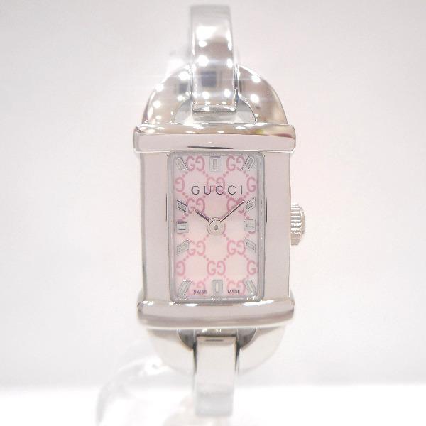 gucci 6800l. watch gucci 6800l gucci g line ladies pink dial 6800l