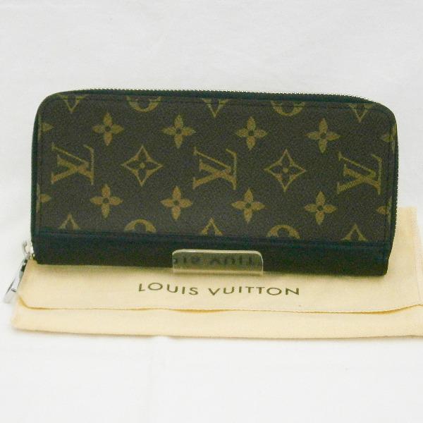 ルイヴィトン Louis Vuitton ジッピーウオレットヴェルティカル M60109 財布 ★送料無料★【中古】【あす楽】