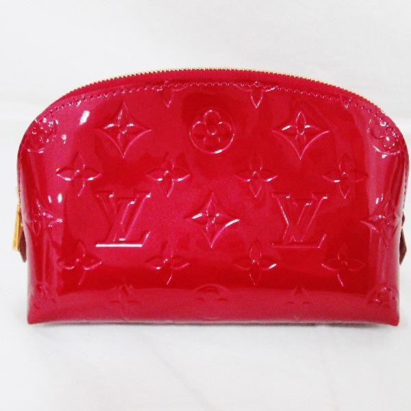 ルイヴィトン Louis Vuitton ヴェルニポシェット コスメティック M90172 バッグ ★送料無料★【中古】【あす楽】