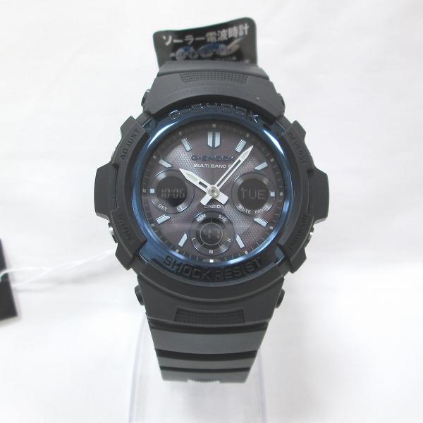 時計 カシオ G-SHOCK AWG-M100A-1AJF メンズ 電波ソーラー ★送料無料★【中古】【あす楽】