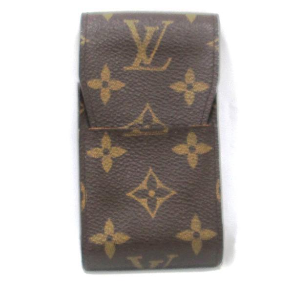 ルイヴィトン Louis Vuitton モノグラム シガレットケースM63024 小物 ★送料無料★【中古】【あす楽】