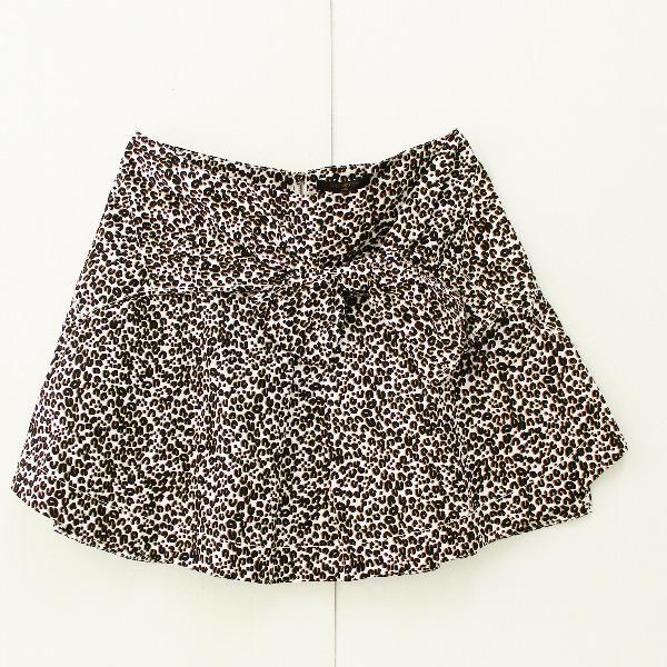 ルイヴィトン Louis Vuitton スカート レオパード サイズ34 未使用 小物 ★送料無料★【中古】【あす楽】