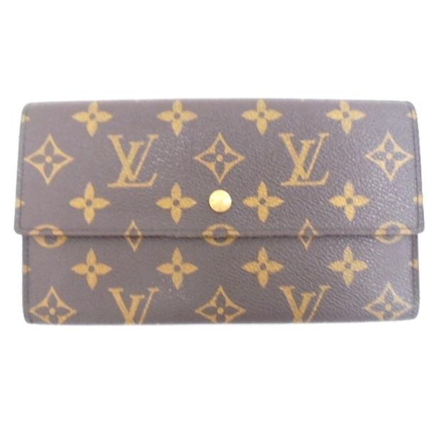 ルイヴィトン Louis Vuitton ポルトフォイユインターナショナル 財布 ★送料無料★【中古】【あす楽】