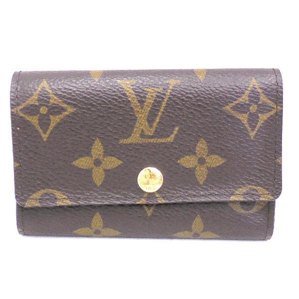 ルイヴィトン Louis Vuitton モノグラム ミュルティクレ6 M62630 小物 ★送料無料★【中古】【あす楽】