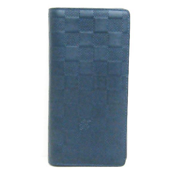 ルイヴィトン Louis Vuitton アンフィニ ポルトフォイユプラザ N63119 財布 ★送料無料★【中古】【あす楽】
