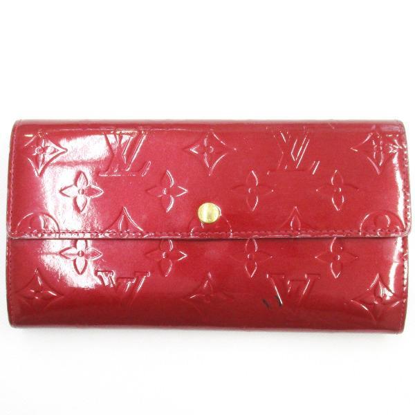 ルイヴィトン Louis Vuitton サラ 長財布 M93530 ポムダムール ★送料無料★【中古】【あす楽】