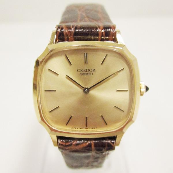 時計 セイコー クレドール 1400-6030 レディース クオーツ K14 ★送料無料★【中古】【あす楽】