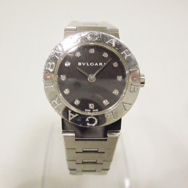 時計 ブルガリ BVLGARI BB23SS 12Pダイヤ クォーツ 時計 腕時計 レディース ★送料無料★【中古】【あす楽】