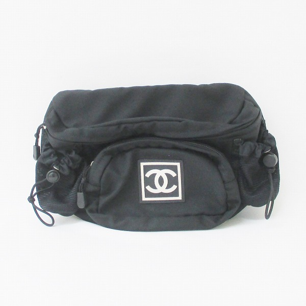 9fdf162b6c6e [brand] Chanel [model number] There are no A24993, seal [color] Black  [material] Nylon [specifications] The outside: Fastener pocket *1, pocket *2