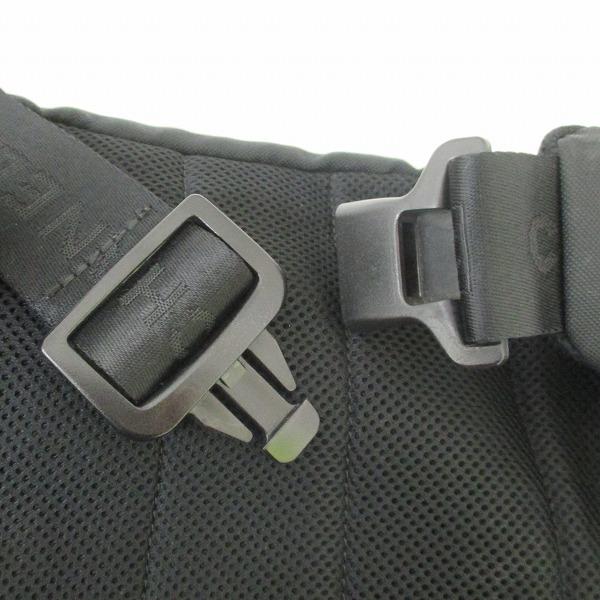 51e5fff3f686 ... Chanel CHANEL sports line bum-bag A24993 nylon waist porch here mark  black ☆ ...