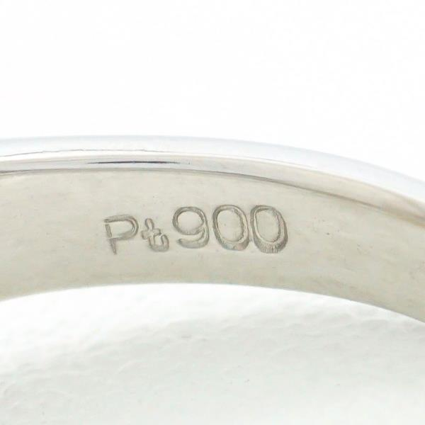 PT900 プラチナ リング 12号 パール ダイヤ 0 21 ジュエリー送料無料新品同様あす楽nw8N0kPOX