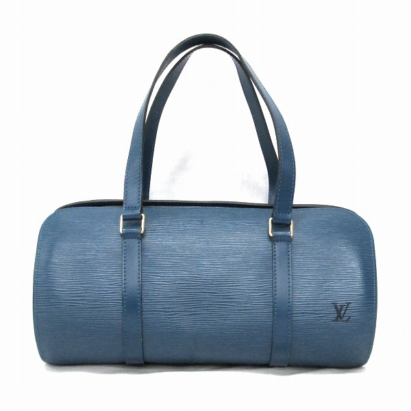 ルイヴィトン Louis Vuitton エピ スフロ ハンドバッグ ブルー M52225 ★送料無料★【中古】【あす楽】