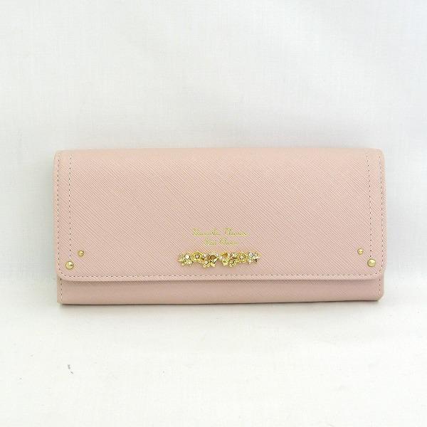 サマンサタバサプチチョイス 長財布 未使用 ピンク ★送料無料★【中古】【あす楽】