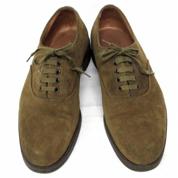 BROOKS BROTHERS ブルックス ブラザーズ スゥエード メンズ 靴 小物 ★送料無料★【中古】【あす楽】