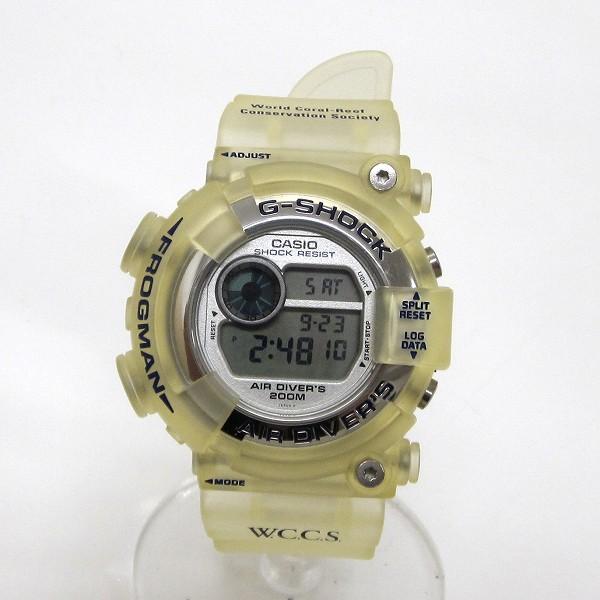 時計 CASIO G-SHOCK フロッグマン W.C.C.S. DW-8250WC ★送料無料★【中古】【あす楽】