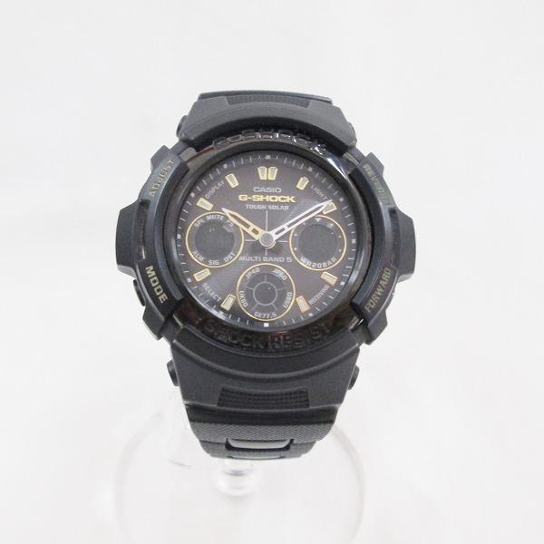 時計 カシオ G-SHOCK メンズ AWG-100BC ★送料無料★【中古】【あす楽】