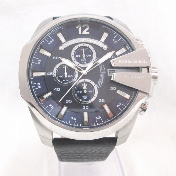 ディーゼル 時計 腕時計 DZ-4423 メガチーフ クロノグラフ メンズ ★送料無料★【中古】【あす楽】