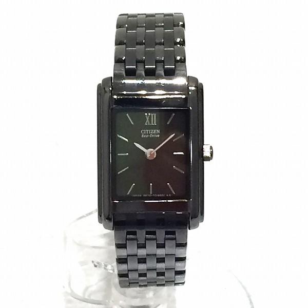 時計 シチズン ステレット エコドライブ レディース時計 ★送料無料★【中古】【あす楽】