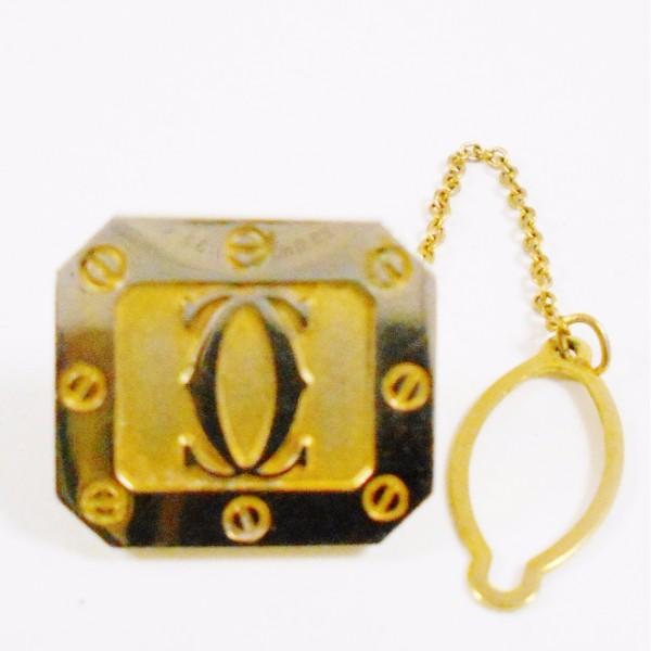 カルティエ Cartier ネクタイピン ゴールドカラー 小物 ★送料無料★【中古】【あす楽】