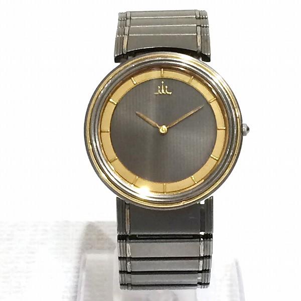 時計 セイコー クレドール チタンニウム 18KTベゼル 7770-7000 ★送料無料★【中古】【あす楽】