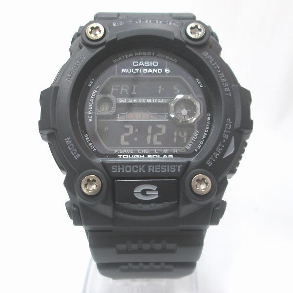 時計 カシオ G-SHOCK GW-7900B 時計 腕時計 メンズ 電波ソーラー 黒文字盤 ★送料無料★【中古】【あす楽】