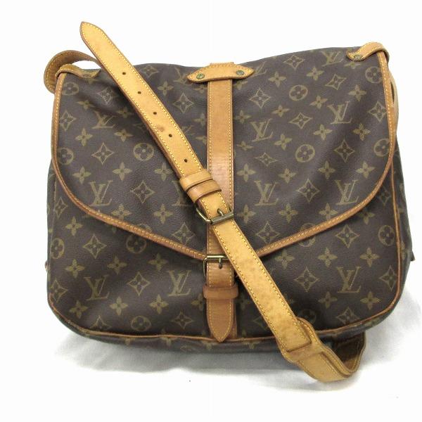 ルイヴィトン Louis Vuitton ソミュール M41156 バッグ ショルダーバッグ レディース ★送料無料★【中古】【あす楽】