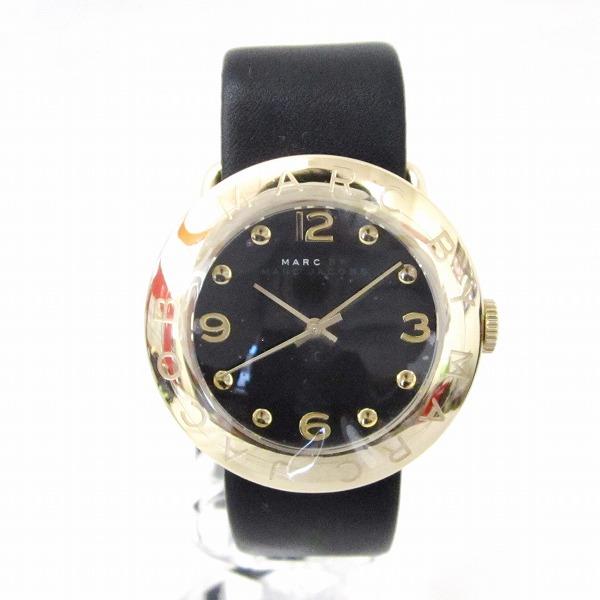 時計 マークジェイコブス MBM1154 時計 腕時計 レディース クオーツ 黒文字盤 ★送料無料★【中古】【あす楽】