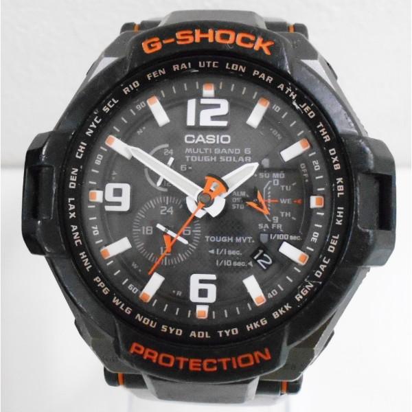時計 カシオ Gショック G-SHOCK ソーラー 時計 GW-4000 ブラック ★送料無料★【中古】【あす楽】