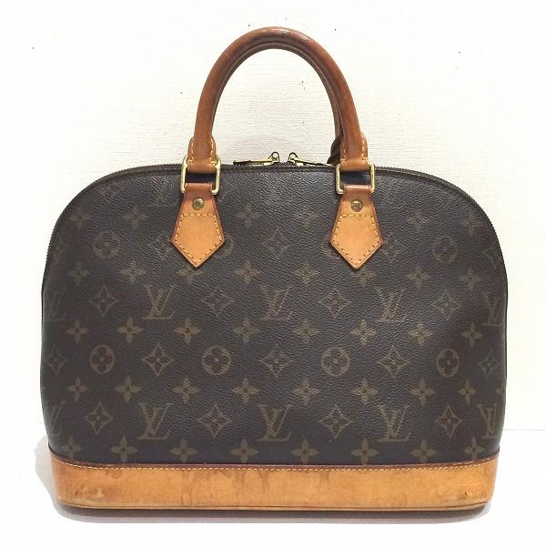 ルイヴィトン Louis Vuitton モノグラム アルマ ハンドバッグ M53151 ★送料無料★【中古】【あす楽】