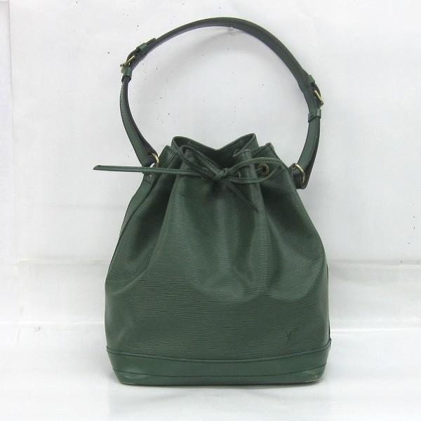 ルイヴィトン Louis Vuitton エピ ノエ M44004 巾着 緑 ショルダーバッグ ★送料無料★【中古】【あす楽】