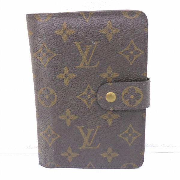 ルイヴィトン Louis Vuitton モノグラム ポルトパピエ M61207 財布 2つ折り ユニセックス ★送料無料★【中古】【あす楽】