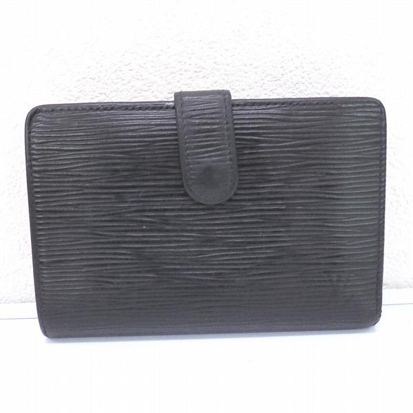 ルイヴィトン Louis Vuitton エピ ポルトフォイユ ヴィエノワ M63642 財布 2つ折り メンズ ★送料無料★【中古】【あす楽】