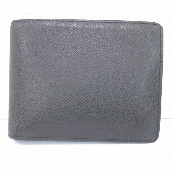 ルイヴィトン Louis Vuitton タイガ ポルトフォイユ フロリン M31112 財布 2つ折り メンズ ★送料無料★【中古】【あす楽】