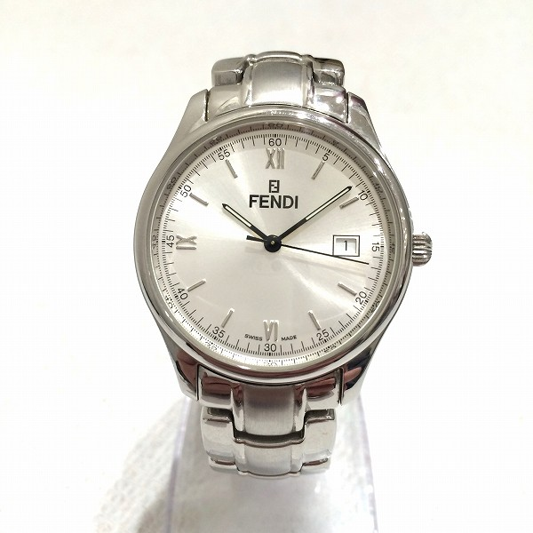 時計 フェンディ FENDI クォーツ メンズ時計 ★送料無料★【中古】【あす楽】