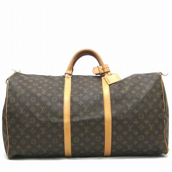 ルイヴィトン Louis Vuitton モノグラム キーポル60 M41422 旅行用 ボストンバッグ ★送料無料★【中古】【あす楽】