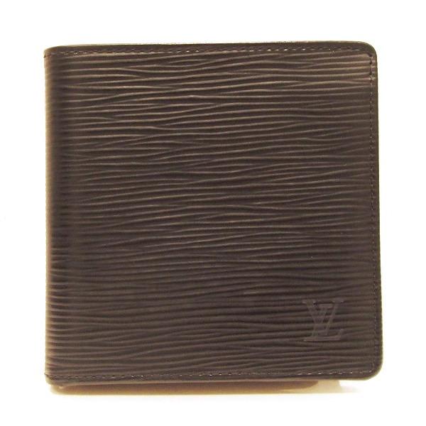 ルイヴィトン Louis Vuitton エピ ポルトフォイユマルコ M60612財布 2つ折り メンズ ★送料無料★【中古】【あす楽】