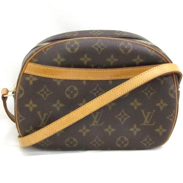ルイヴィトン Louis Vuitton モノグラム ブロワ M51221 バッグ ショルダーバッグ ★送料無料★【中古】【あす楽】