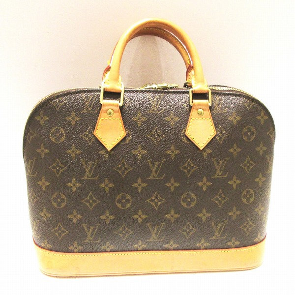 ルイヴィトン Louis Vuitton M51130 モノグラム アルマ バッグ ★送料無料★【中古】【あす楽】