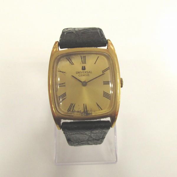 時計 ユニバーサルジュネーブ 手巻き 542114 時計 腕時計 メンズ ★送料無料★【中古】【あす楽】