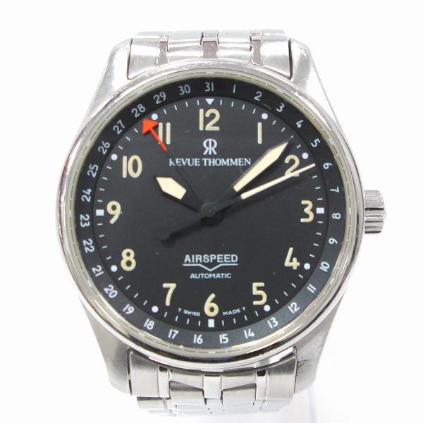 時計 レビュートーメン エアスピード メンズ 時計 腕時計 ★送料無料★【中古】【あす楽】