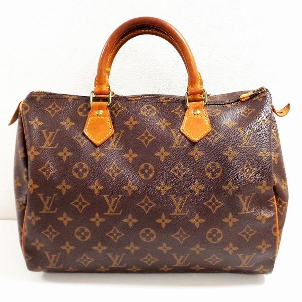 ルイヴィトン Louis Vuitton モノグラム スピーディ30 M41526 バッグ ハンドバッグ ★送料無料★【中古】【あす楽】