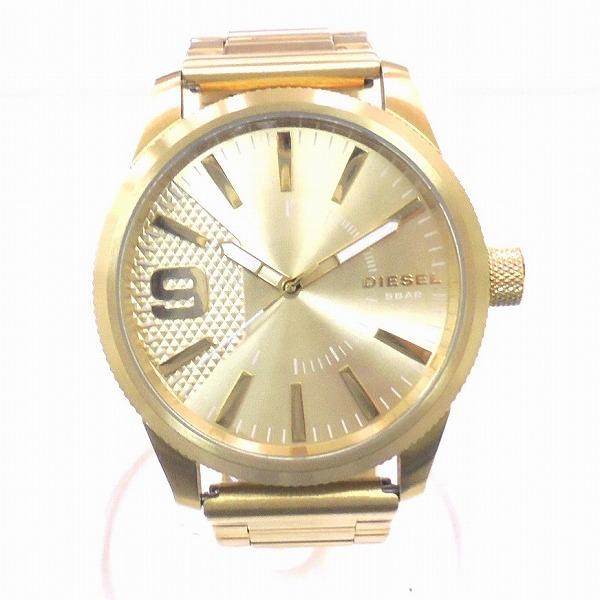 時計 ディーゼル DZ1761 ゴールド 時計 腕時計 メンズ ★送料無料★【中古】【あす楽】