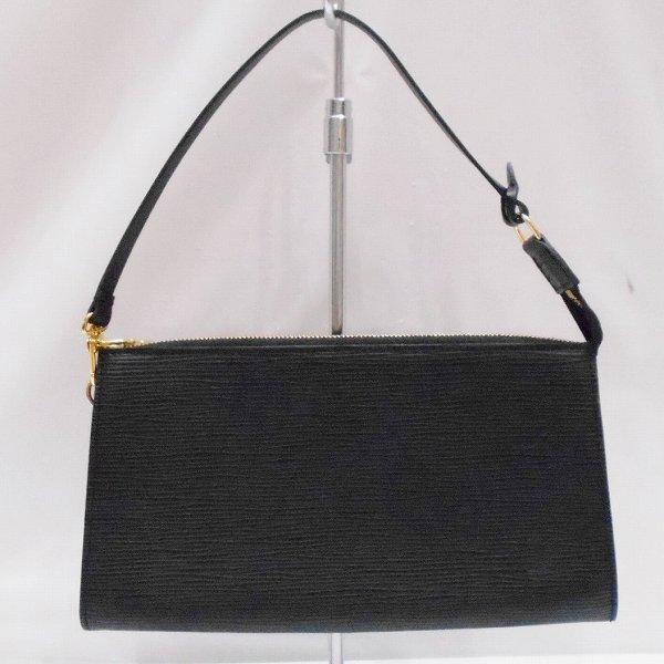 ルイヴィトン Louis Vuitton エピ アクセサリーポーチ M52942 ノワール バッグ ★送料無料★【中古】【あす楽】