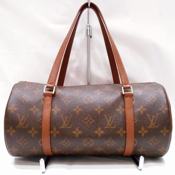 ルイヴィトン Louis Vuitton モノグラム パピヨン30 M51385 ハンドバッグ 旧型 ★送料無料★【中古】【あす楽】
