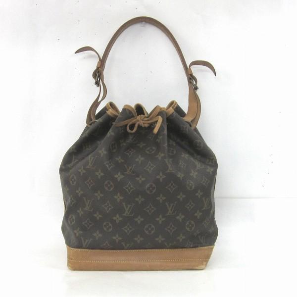 ルイヴィトン Louis Vuitton モノグラム ノエ M42224 巾着 ショルダーバッグ ★送料無料★【中古】【あす楽】
