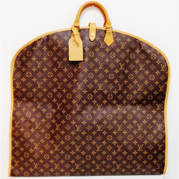 ルイヴィトン Louis Vuitton モノグラム ウスポルトアビ M23432 バッグ ガーメントカバー 衣装ケース ユニセックス ★送料無料★【中古】【あす楽】